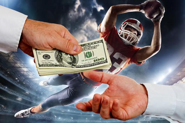 earn money betting on sports